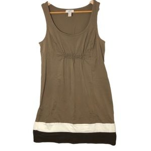 Ann Taylor Loft Tank Dress
